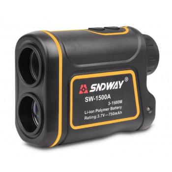 Лазерный дальномер для охоты или туризма SNDWAY SW-1500 A