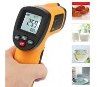 Термометр инфракрасный бесконтактный (Пирометр) GM550