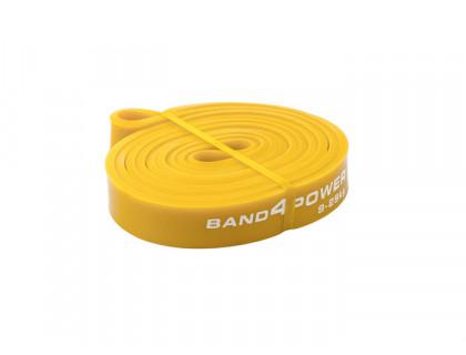 Желтая резиновая петля 9 - 29 кг. Интернет магазин резиновых петель