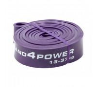 Фиолетовая резиновая петля (нагрузка 13 - 37 кг)