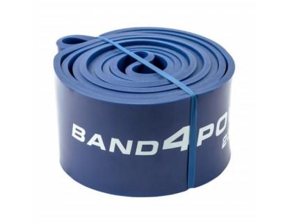 Синяя резиновая петля для фитнеса (нагрузка 23 - 68 кг)